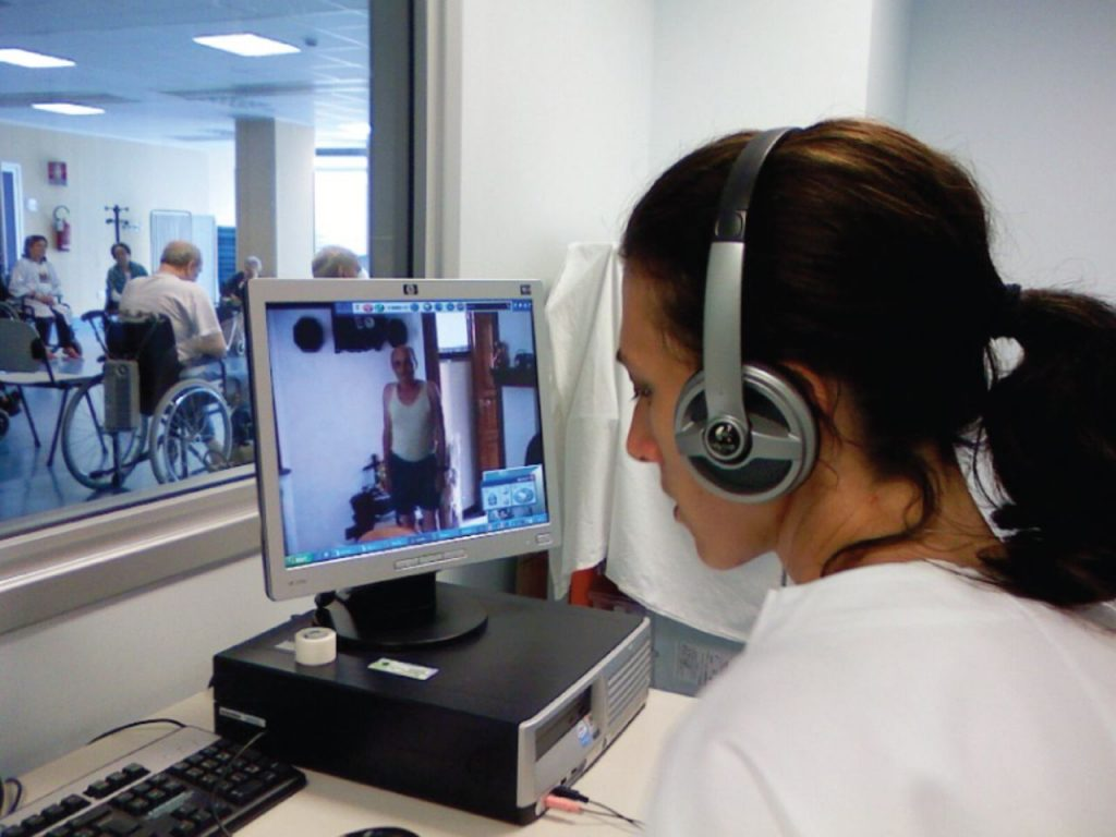Respiratory Therapist Telehealth